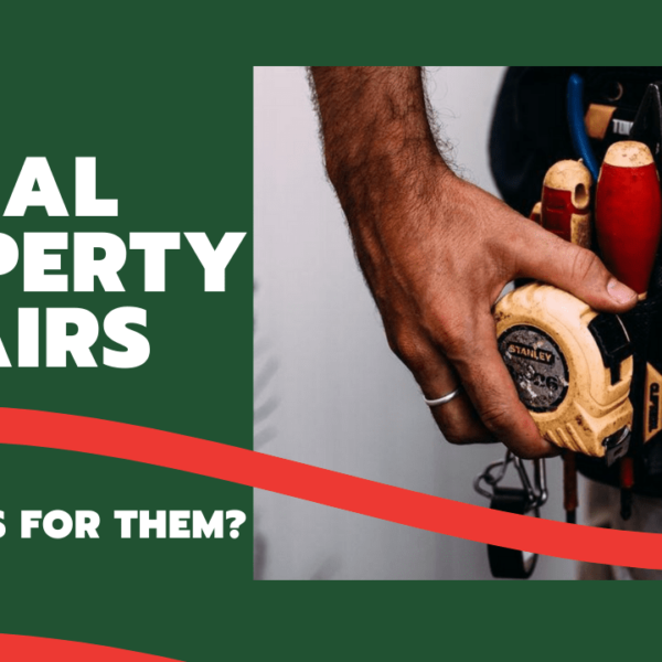 Rental Property Repairs - Who Pays For Them in Stockbridge - Article Banner