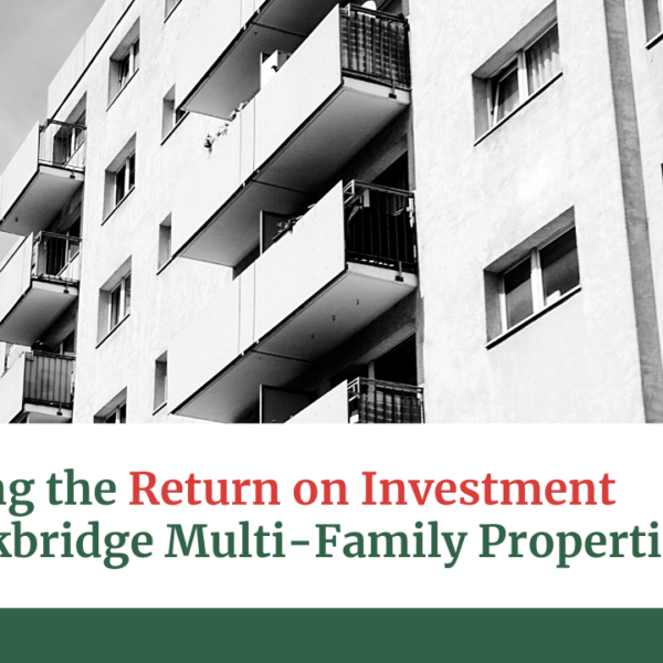 Analyzing the Return on Investment for Stockbridge Multi-Family Properties - Article Banner